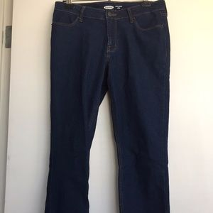 Old Navy Super Skinny Mid-rise Ankle Jean